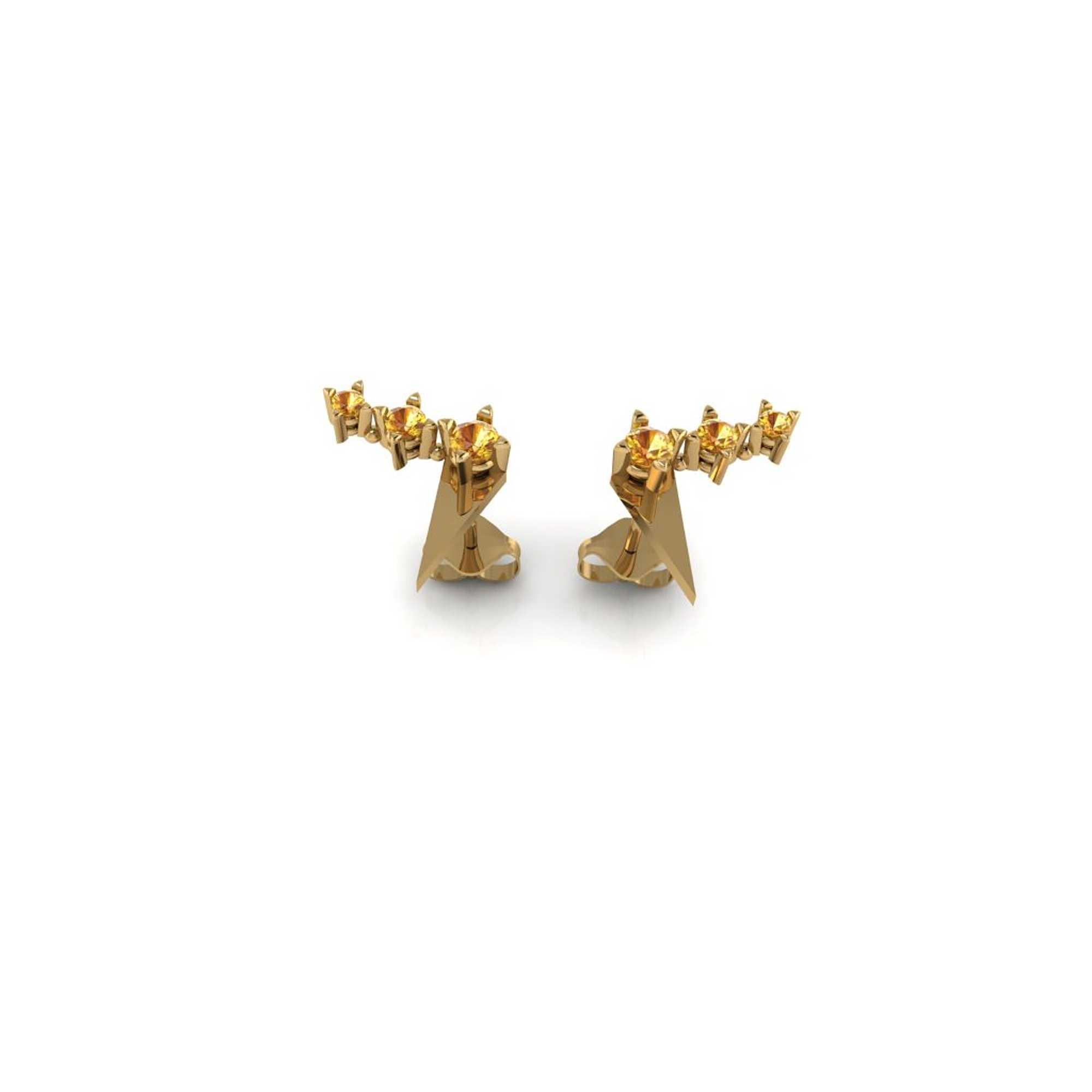 Trio Earrings