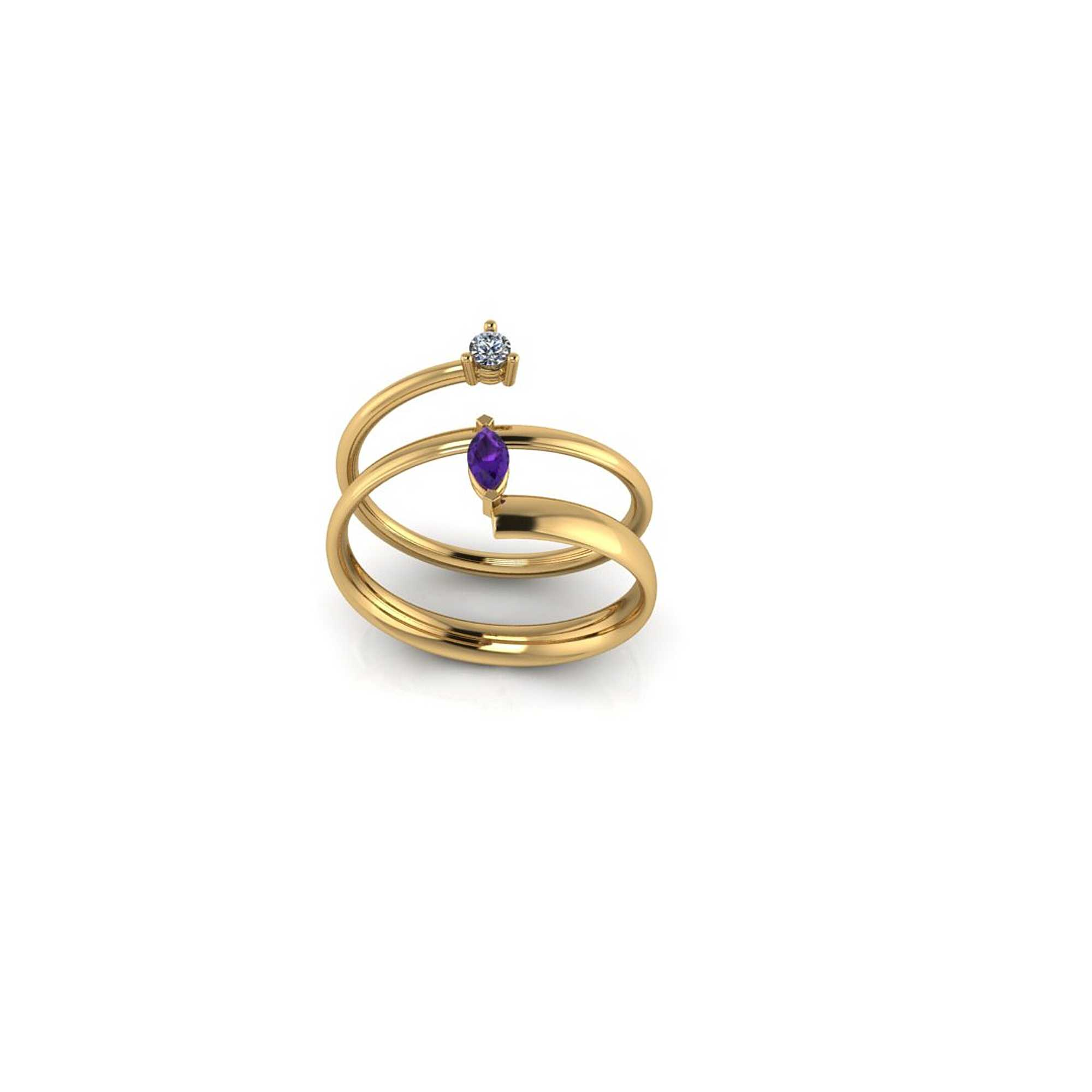 Muelle Ring