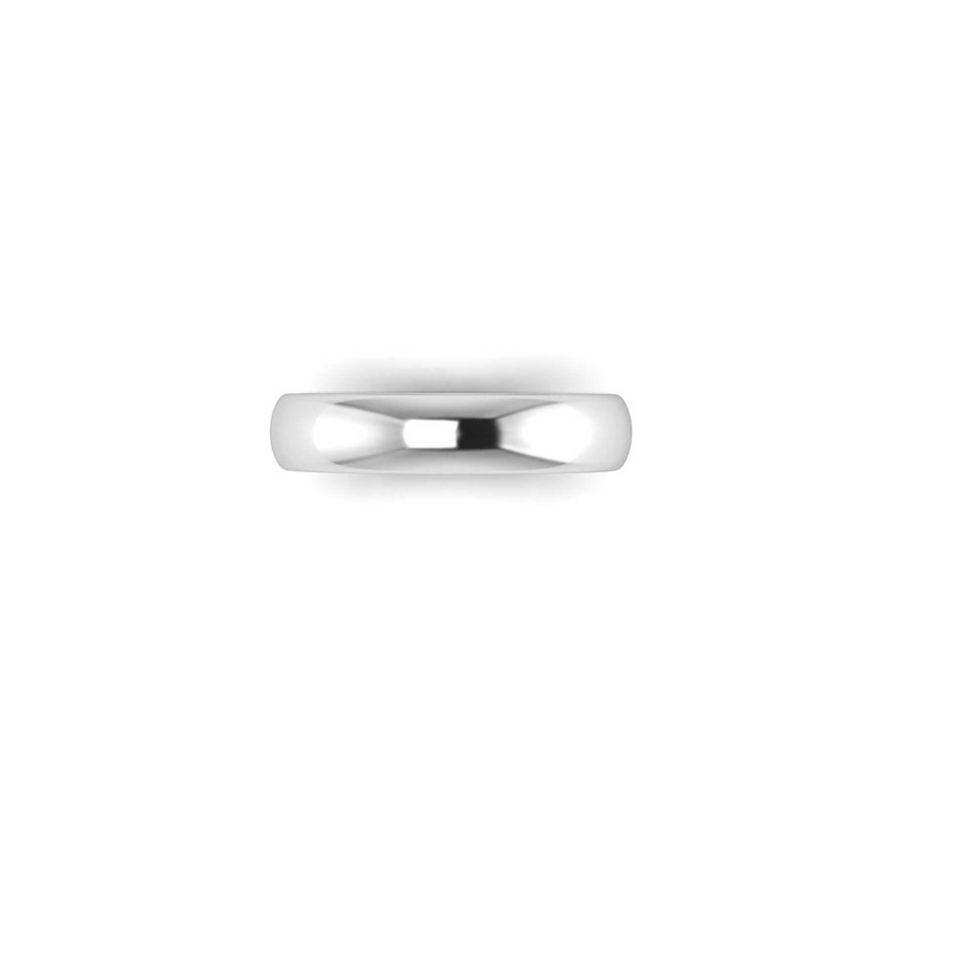 Media Caña Wedding Rings