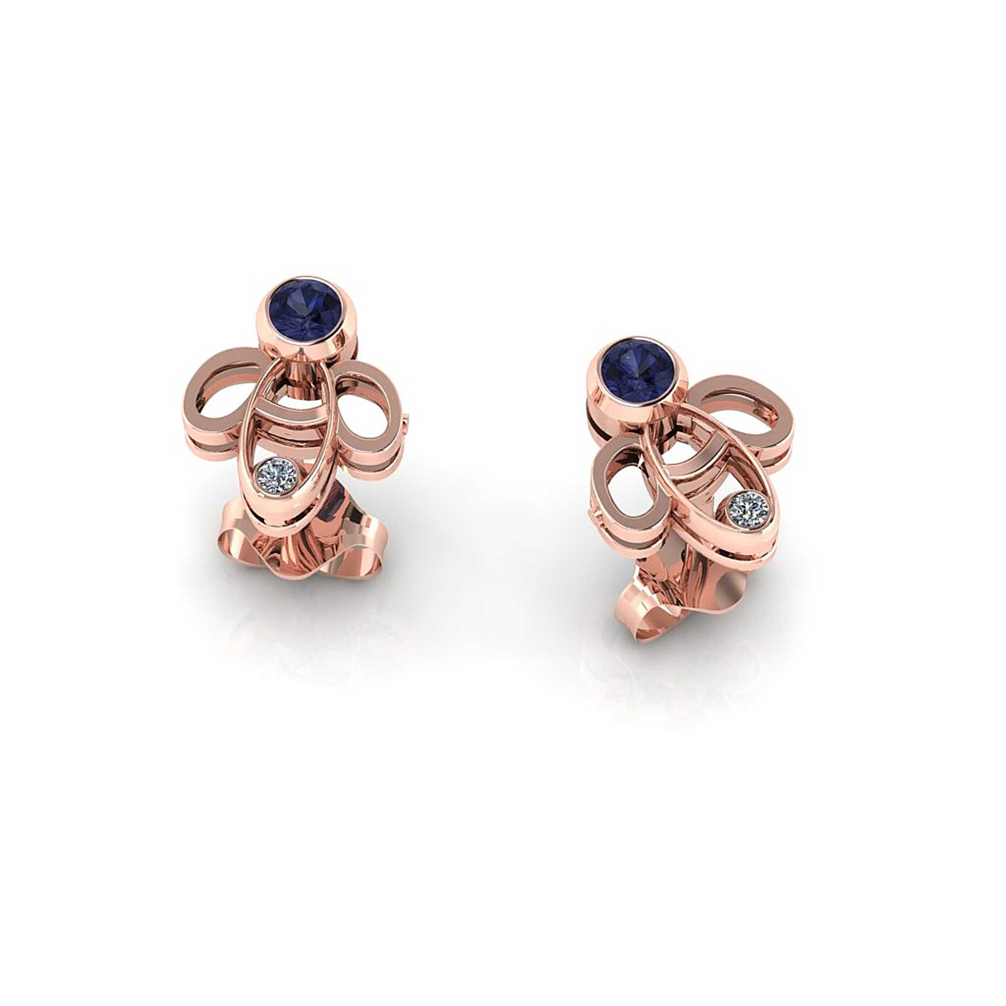 Mouche Earrings