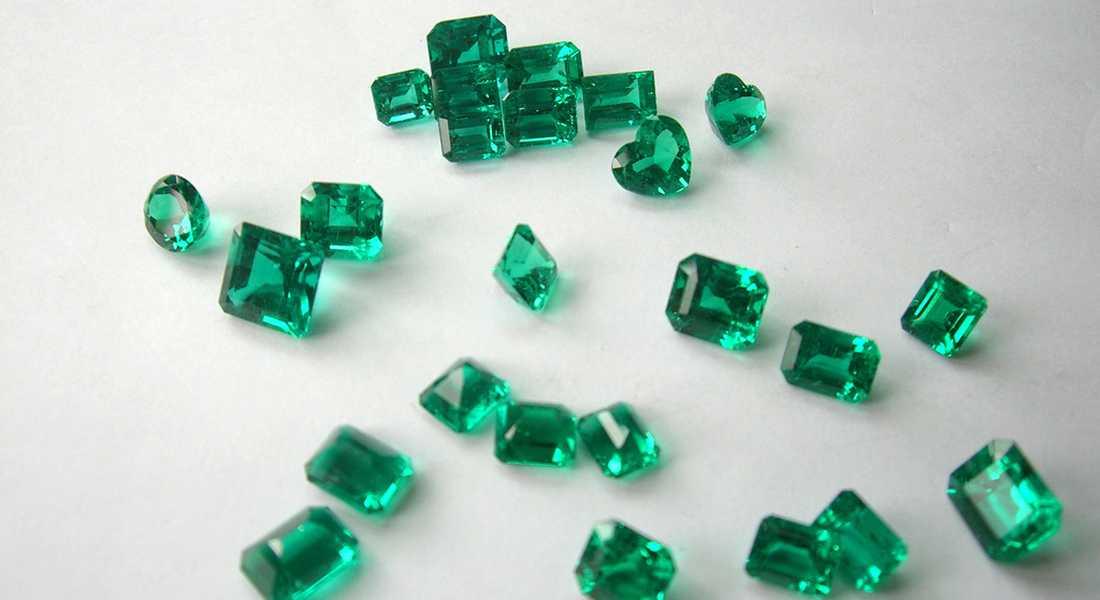 Esmeralda, la piedra preciosa verde