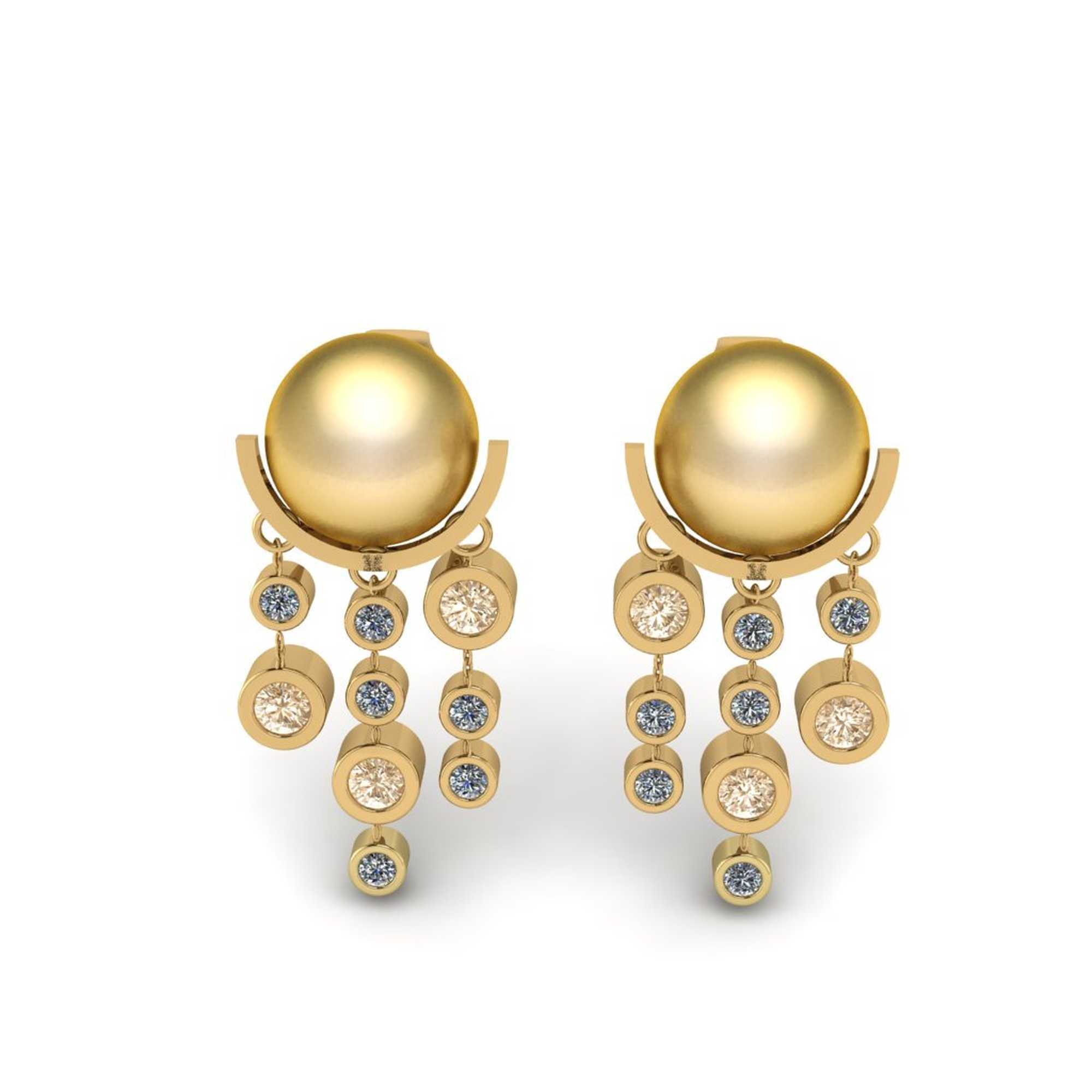 Nevisca Earrings