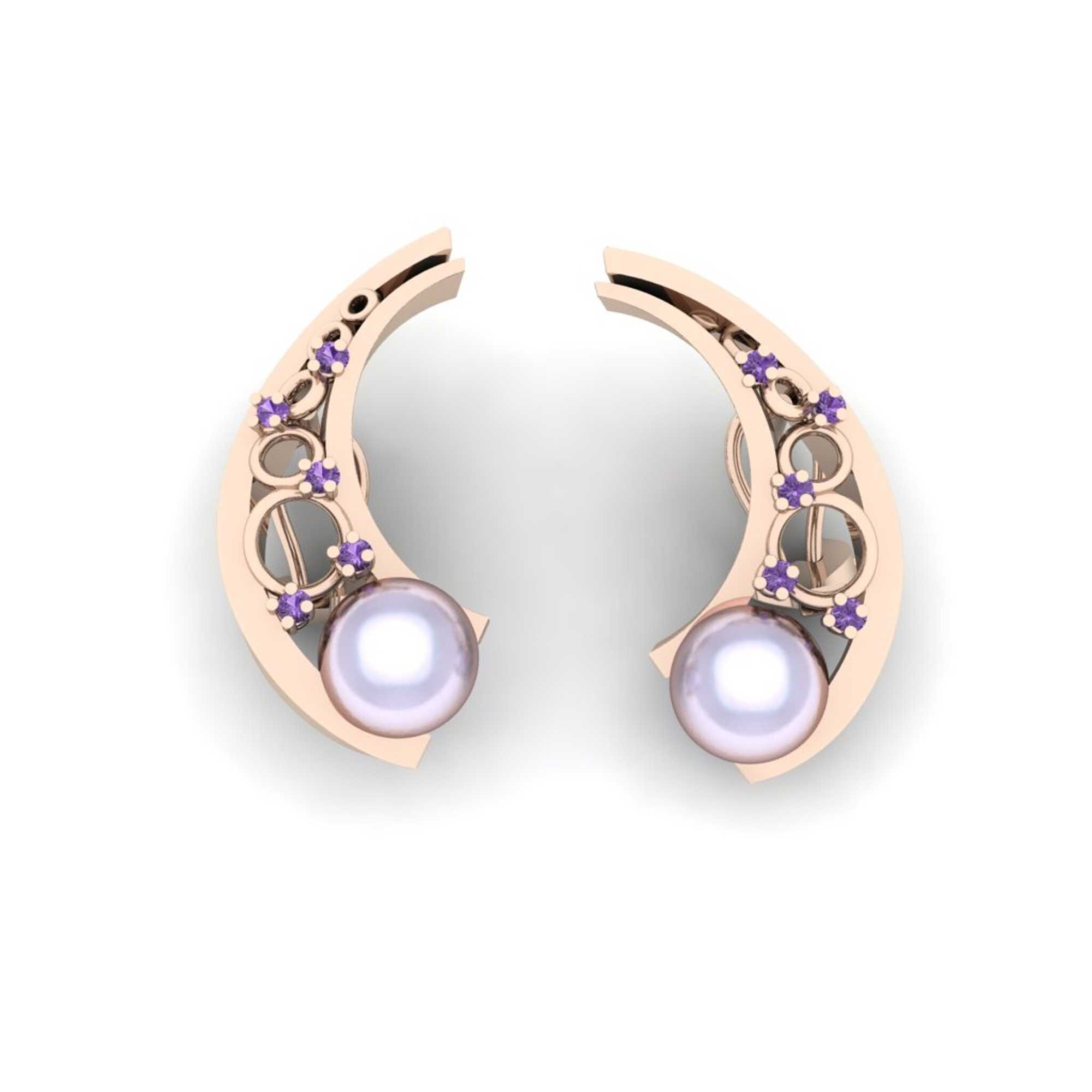 Cercles Earrings