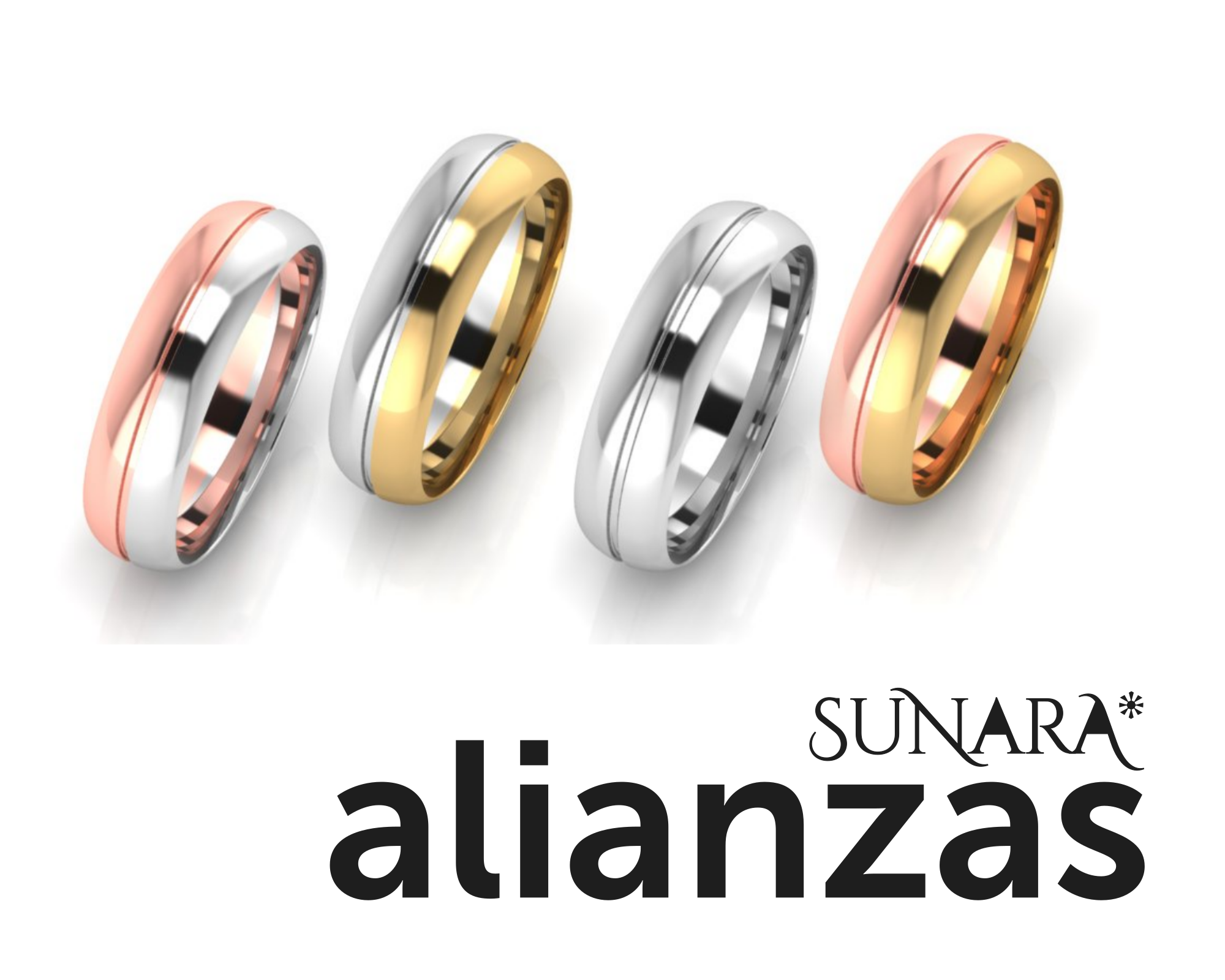 Sunara Wedding Rings